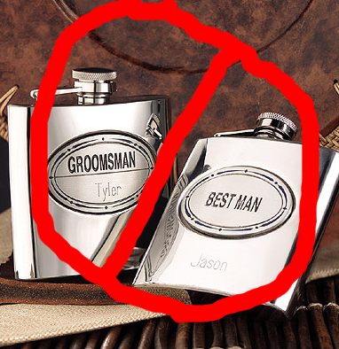 5 Unique Groomsmen Gifts That Dont Suck And That Arent Engraved Flasks Or Cuff Links